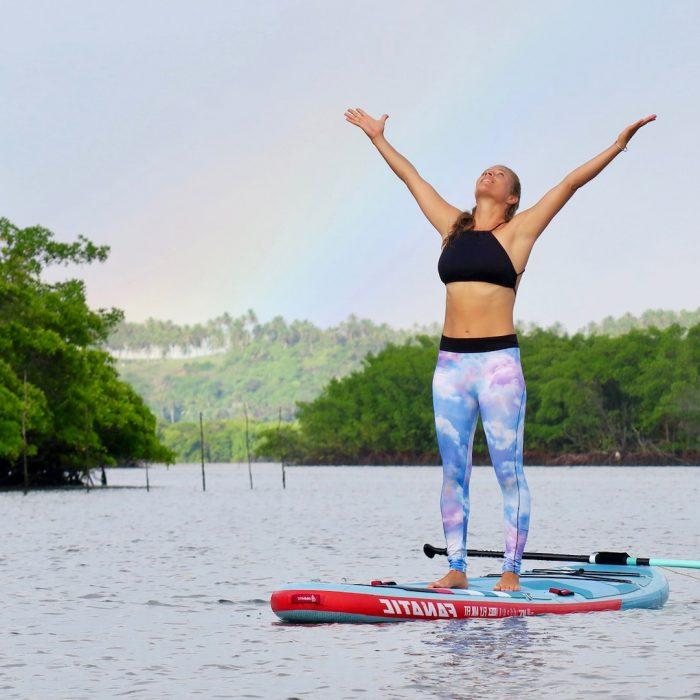 Les 3 bénéfices du Stand Up Paddle sur notre physique