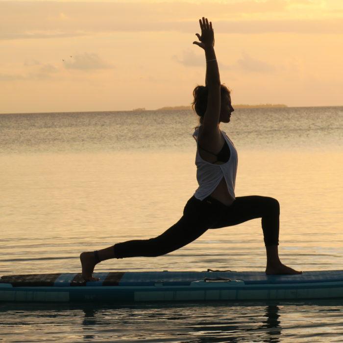 Pourquoi j'ai décidé de suivre une formation en Sup Yoga